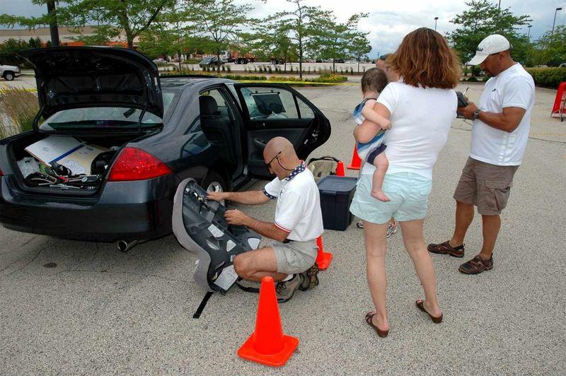 Gurnee car seat 1