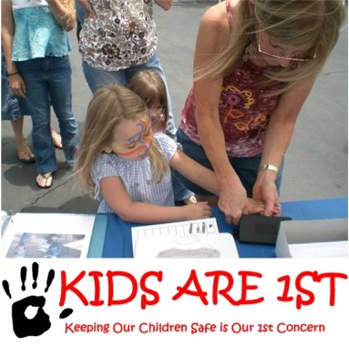 Kids Are First Logo w picture jpeg
